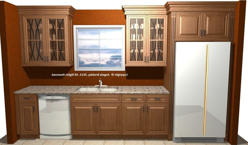 Southwire Carrollton Ga   Traditional Kitchen  and Galley Kitchen Sink Wall