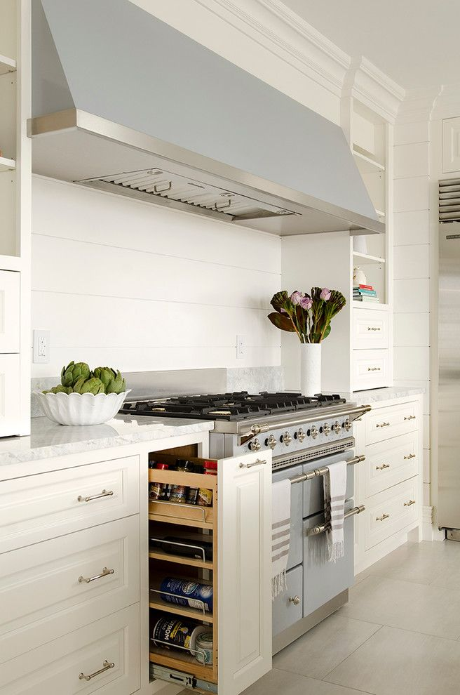 Spice Rack Plano with Traditional Kitchen Also Range Slide Out Cabinet Spice Rack Vent Hood White Kitchen