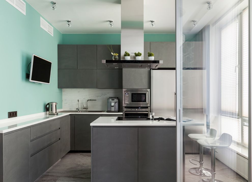 Standard Tv and Appliance Beaverton with Contemporary Kitchen Also Contemporary