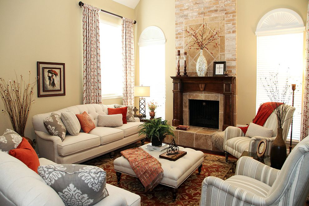 Starfurniture with Traditional Family Room Also Blinds Brown Chair Cocktail Complimentary Cream Design Designer End Floor Free Interior Ivory Lamp Loveseat Orange Ottoman Plant Red Rug Services Sofa Table Texas Throw Tile Travertine Tufted Vase Wing