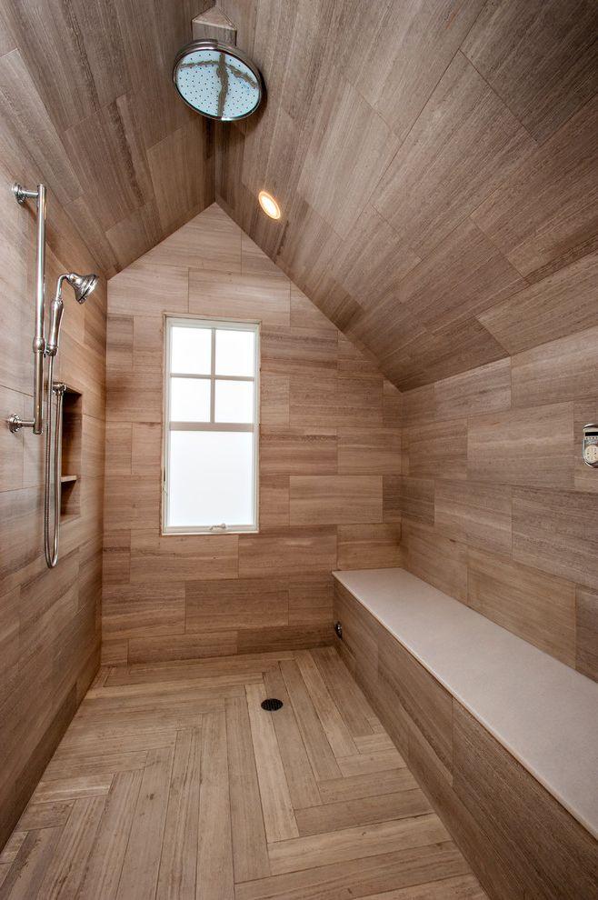 Steam Room vs Sauna with Contemporary Bathroom Also Niche Rain Shower Head Shower Bench Spa Bathroom Window