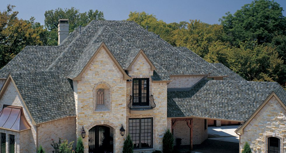 Tamko Heritage Shingles   Traditional Exterior Also Exterior Roof Shingle Roof Tamko Shingles