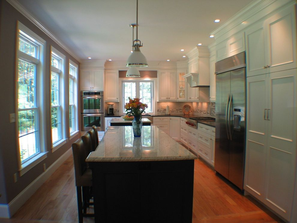 A Luxurious And Bright Kitchen $style In $location