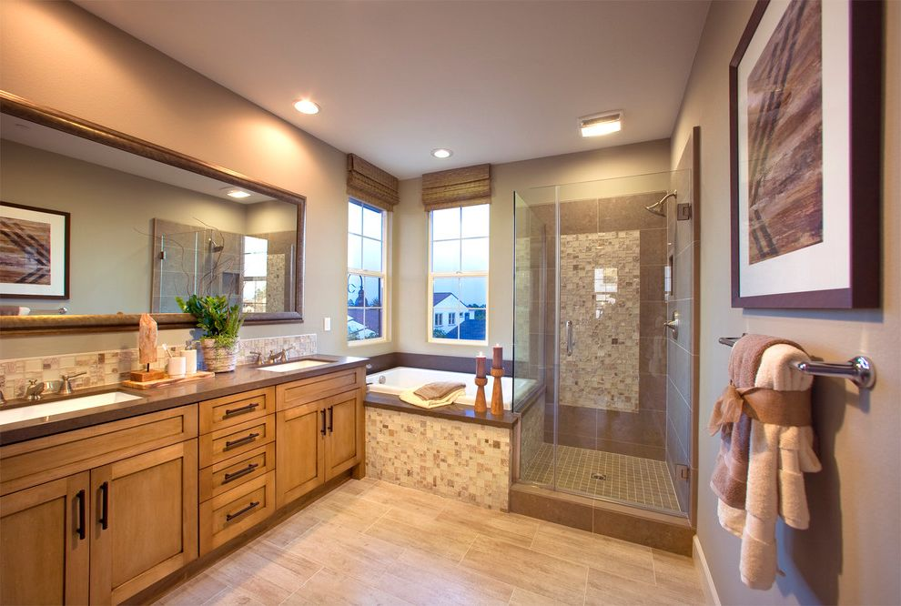 Taylor Morrison Tampa   Farmhouse Bathroom  and Arts Crafts Modern Farmhouse Modern Kitchen Traditional Transitional Two Story