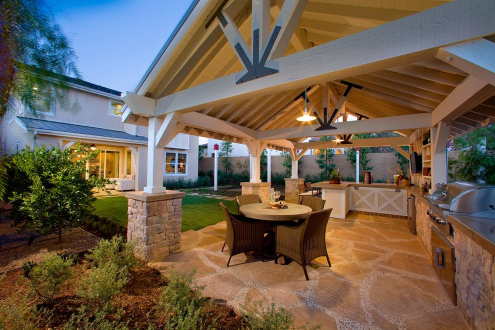 Taylor Morrison Tampa with Farmhouse Patio  and Arts Crafts Modern Farmhouse Modern Kitchen Traditional Transitional Two Story
