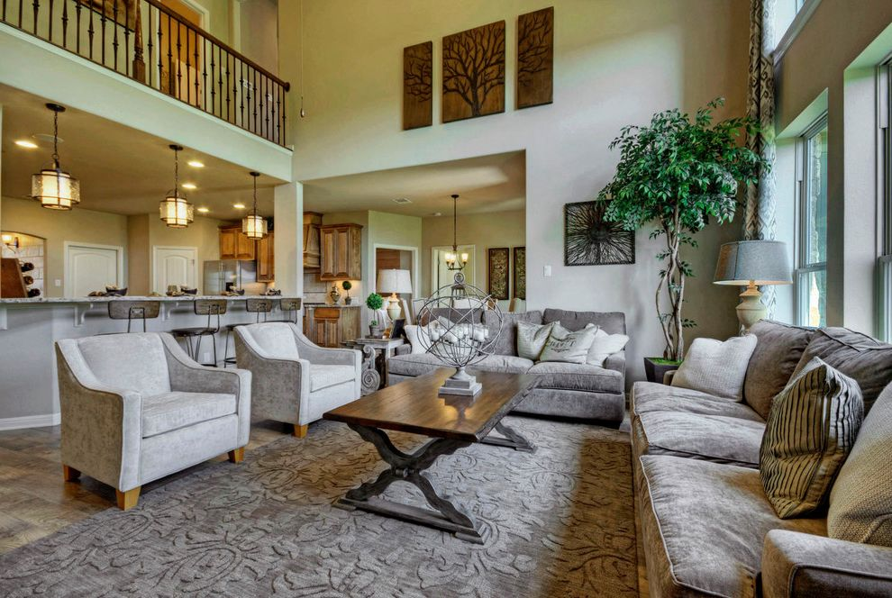 Taylor Morrison Tampa with Traditional Family Room  and Austin Luxury Home Family Room Ideas Luxury Home Model Home
