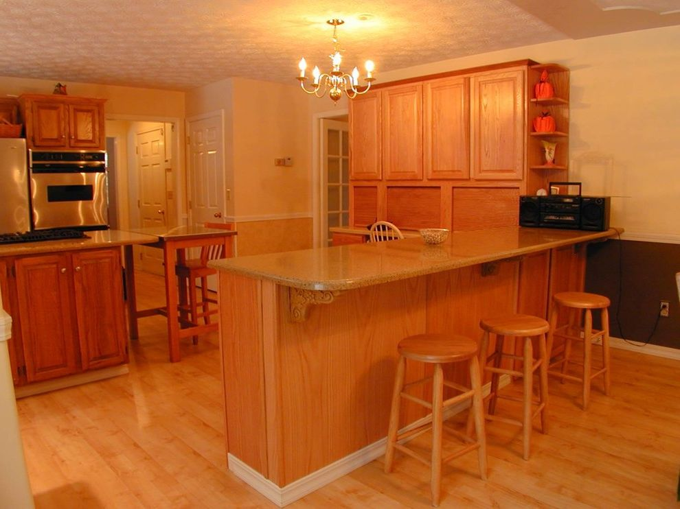Taylored Restoration   Traditional Kitchen Also Traditional