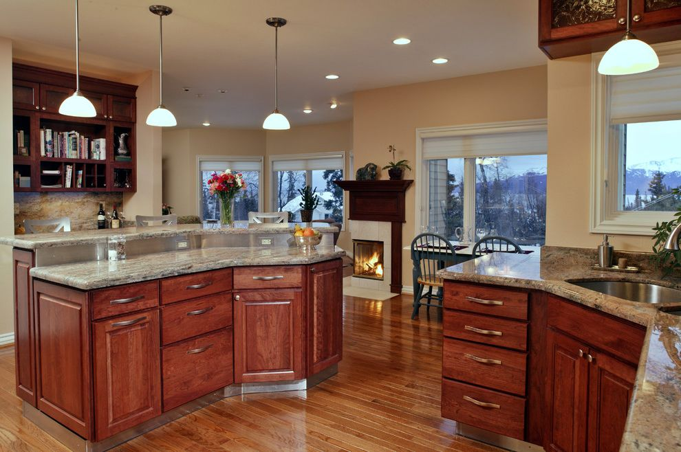 Taylored Restoration   Traditional Kitchen  and Traditional
