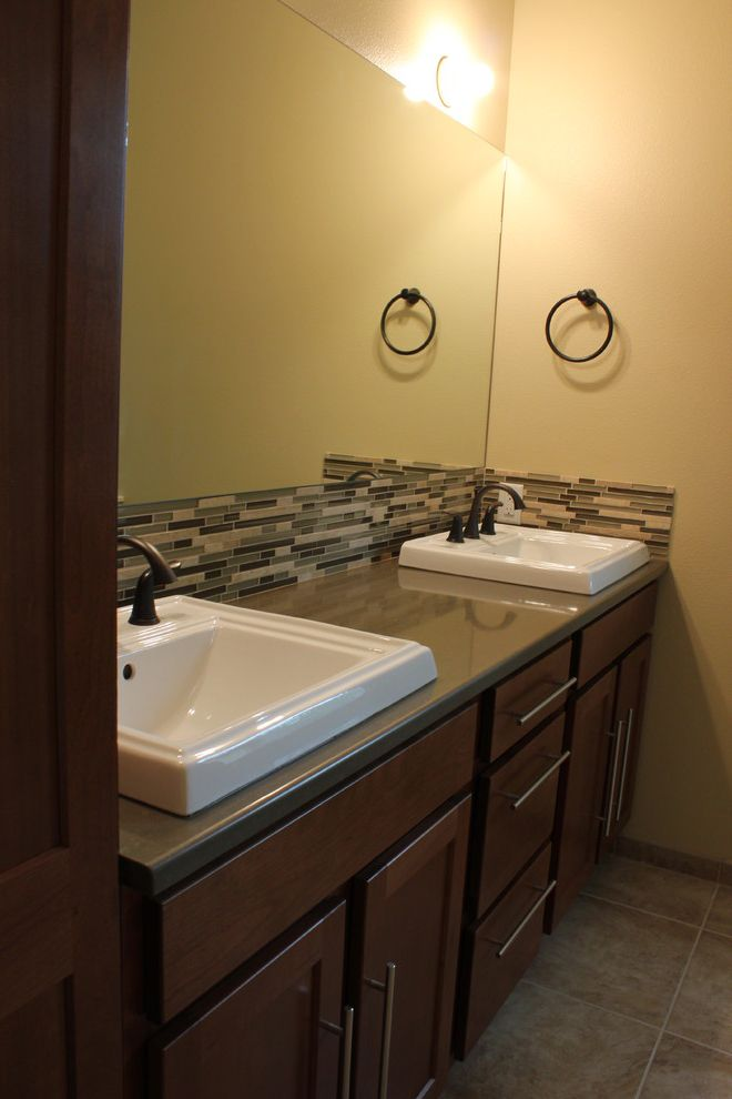 Taylored Restoration with Contemporary Bathroom Also Contemporary