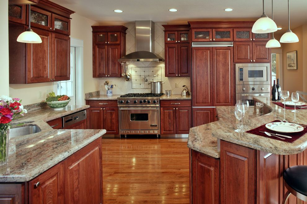 Taylored Restoration with Traditional Kitchen Also Traditional