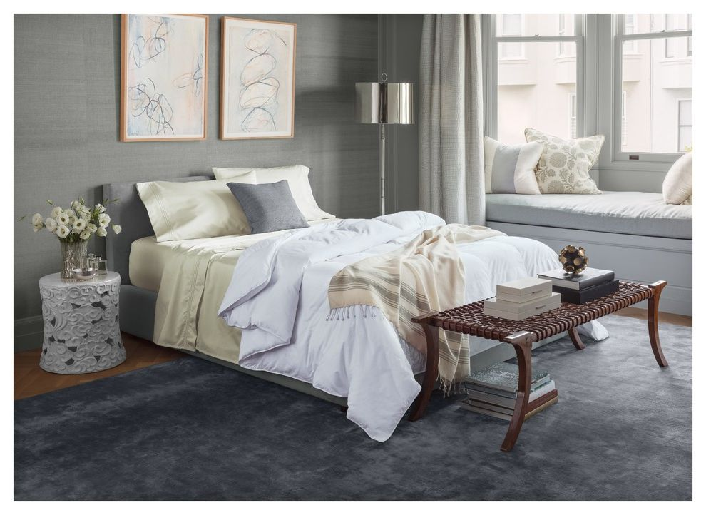 Tempurpedic Sheets   Traditional Bedroom  and Traditional