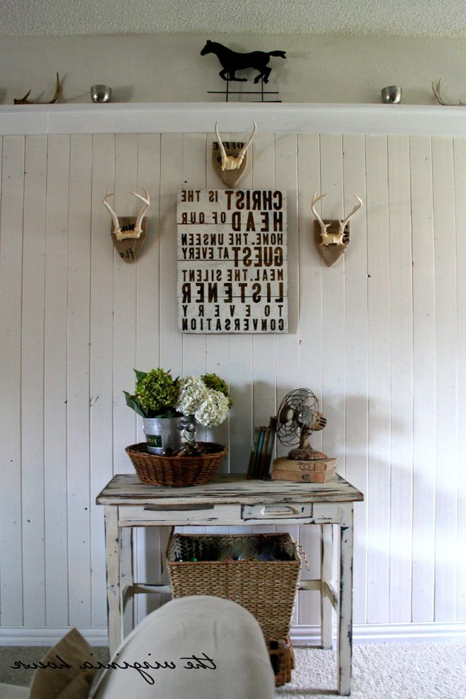 Clean White Cottage Style Living Room $style In $location