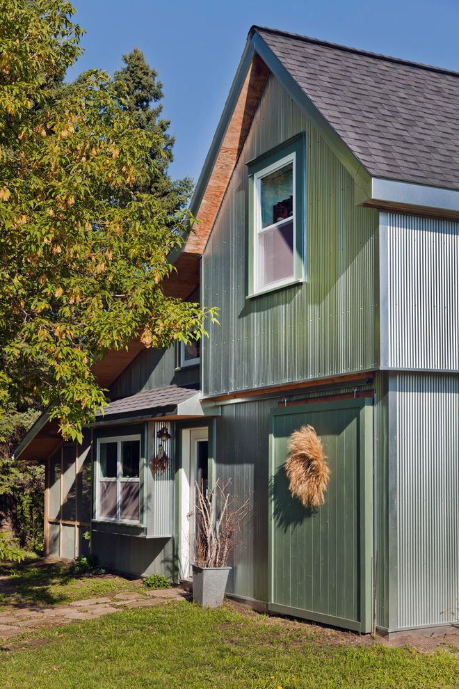 The Pool Store Valdosta Ga with Farmhouse Exterior  and Corrugated Metal Green Corrugated Metal Siding Sliding Barn Door Wreath