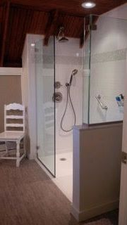 The Ultimate Bath Store with Traditional Spaces  and Addison Delta