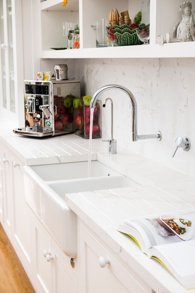 Thrift Drain Cleaner with Traditional Kitchen Also Traditional