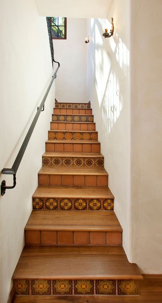 Tile Staircase $style In $location