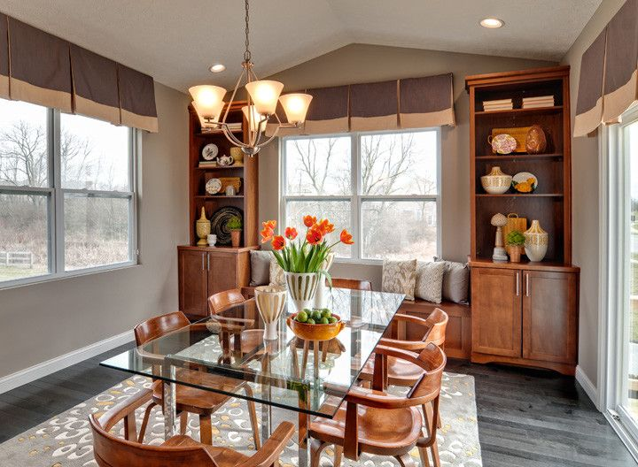 Trails of Shaker Run   Contemporary Dining Room  and Contemporary