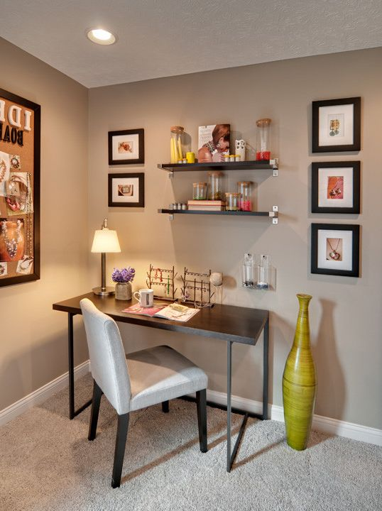 Trails of Shaker Run   Contemporary Home Office  and Contemporary