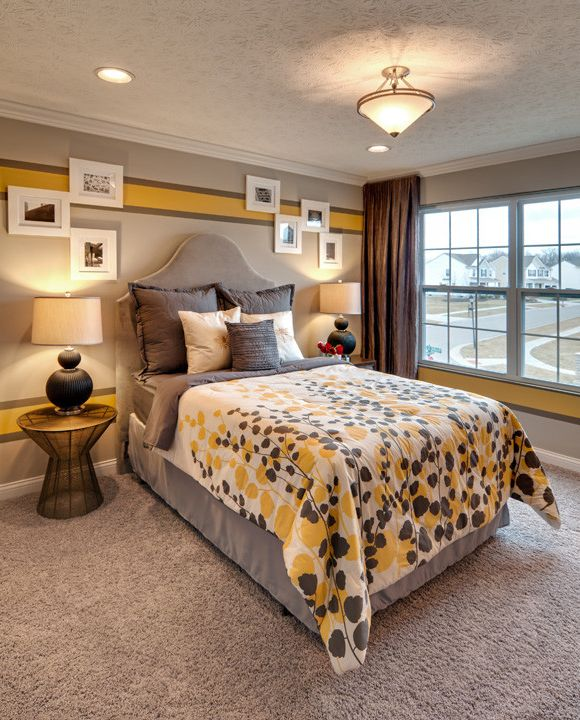 Trails of Shaker Run with Contemporary Bedroom  and Contemporary