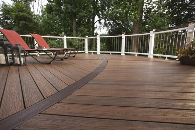 Trex Decking Colors with Traditional Deck Also American Deck Patio Baltimore Custom Deck Deck Builder Exterior Md Outdoor Living Project Outdoors Trex Decking