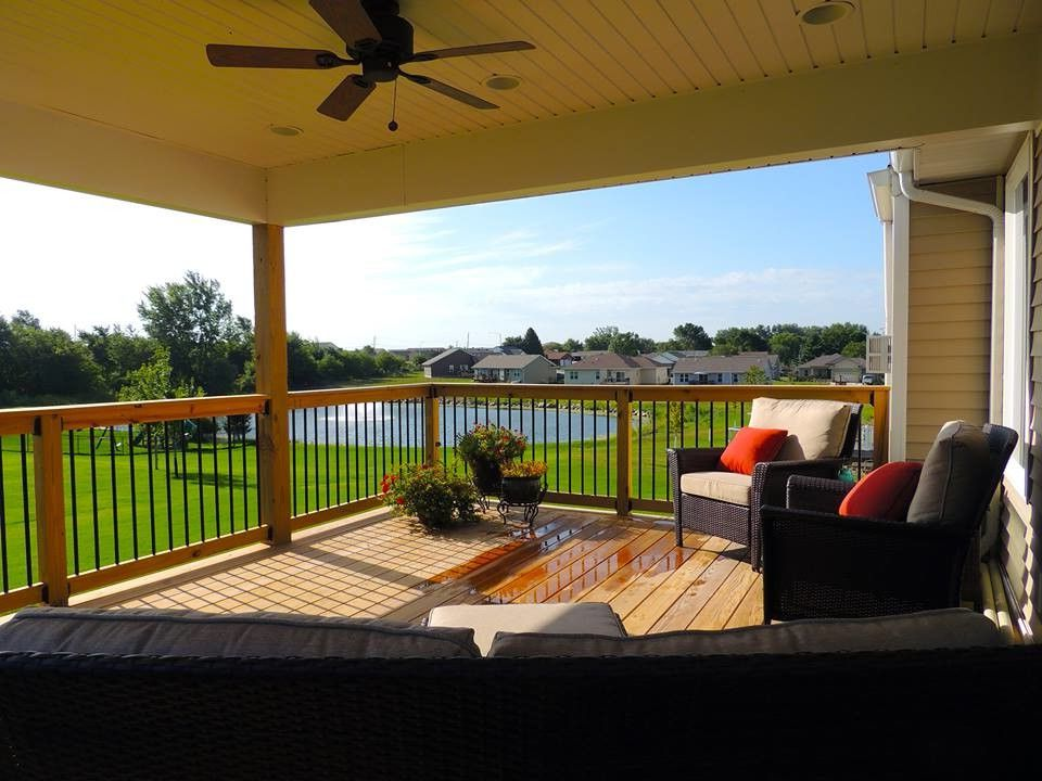 Trex Decking Prices   Traditional Deck  and Traditional