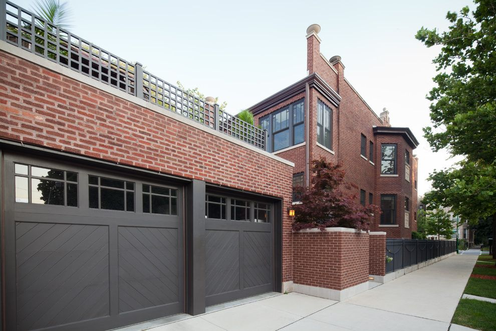 Urban Oasis Chicago with Traditional Exterior  and Traditional