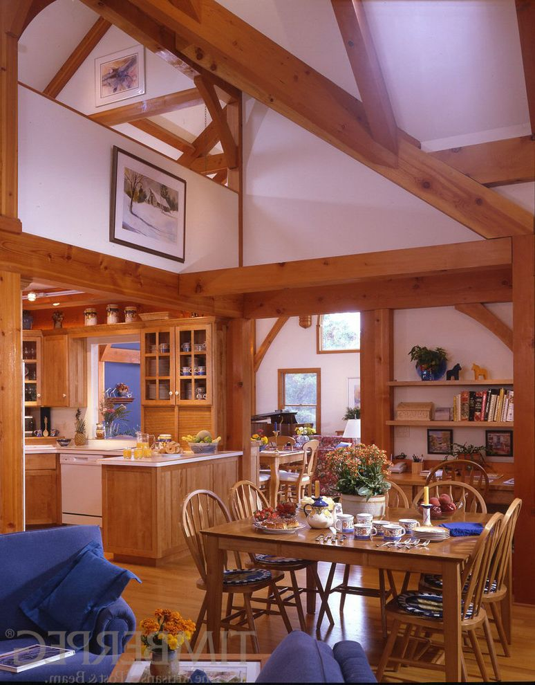 Vrbo Duluth Mn with  Dining Room Also 4732 Barn Style Home Custom Design Custom Designed Home Dining Room Dining Rooms Duluth Minnesota Post and Beam Residential Timber Frame Timber Frame Home Timberframe Timberframe Home Timberpeg