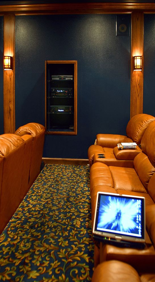 Waco Theaters with Traditional Home Theater Also Home Electronics