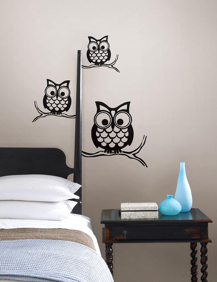 Wallpop   Contemporary Bedroom Also Contemporary