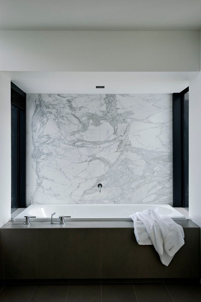 What Does Rough Mean with Contemporary Bathroom Also Contemporary