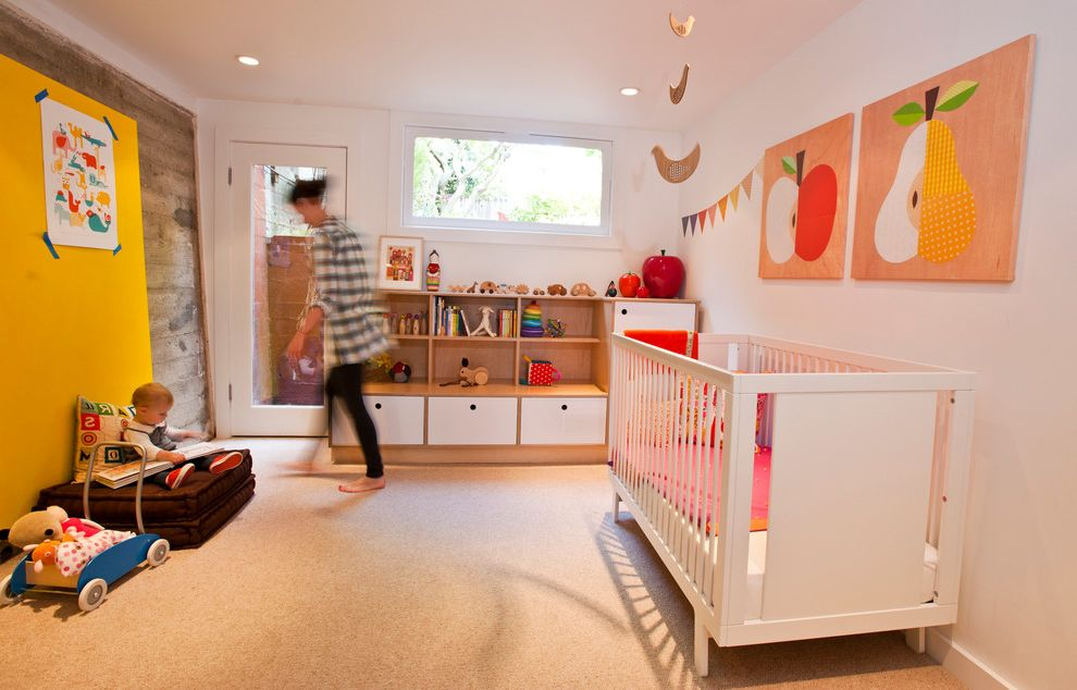 What Does Swag Mean with Modern Nursery Also Apple Books Concrete Wall Fruit Glass Door Mobile Modern Crib Modern Shelves Nursery Pear Red Toys Wall to Wall Carpet Yellow