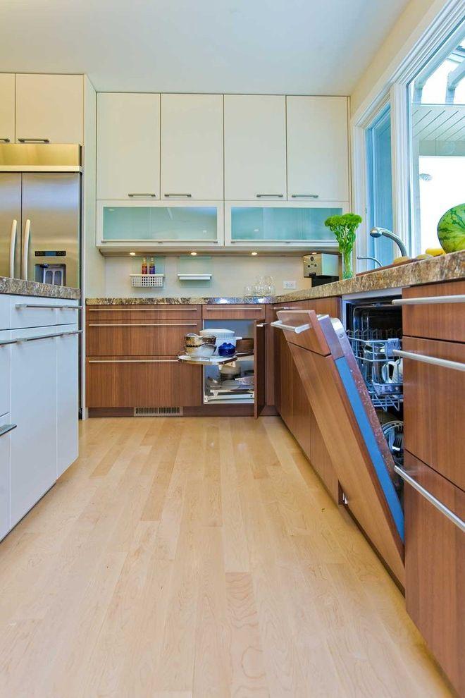 What is He Detergent   Modern Kitchen Also Cabinet Storage Dark Cabinet Dark Wood Hiden Dishwasher Siematic White Cabinet White Wood