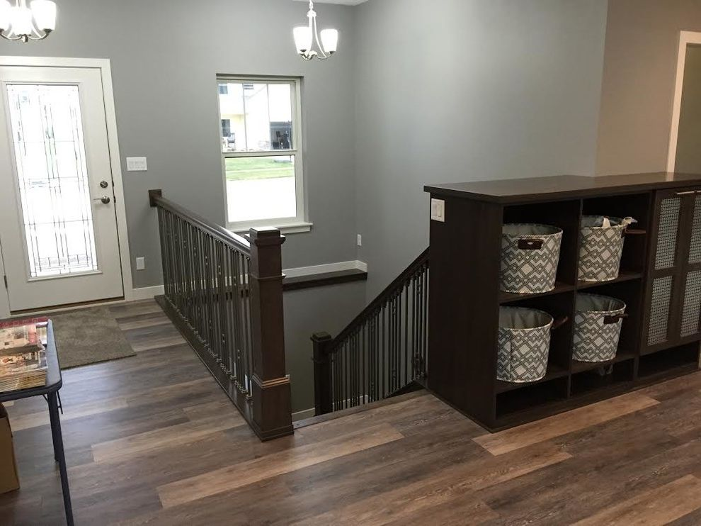 Wheelchair Ramps for Home   Contemporary Staircase  and Contemporary