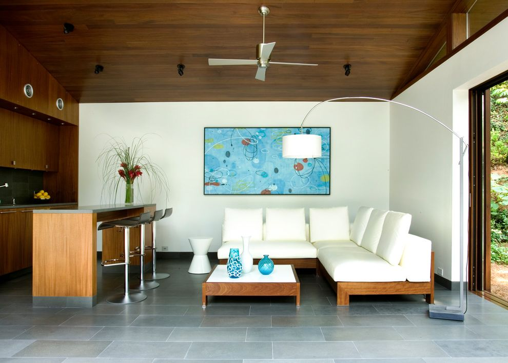 Whole House Fan Lowes with Modern Pool Also Bar Area Bar Stools Corner Sofa Dark Wood Ceiling Drum Shade Glass Doors Gray Tile Floor Guesthouse Large Floor Lamp Pool Pool House Stainless Ceiling Fan Terrace Vaulted Ceiling Wood