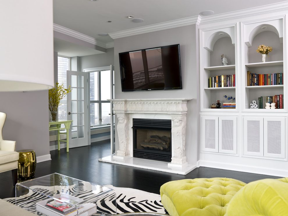 Wickmans Furniture with Transitional Living Room  and Transitional