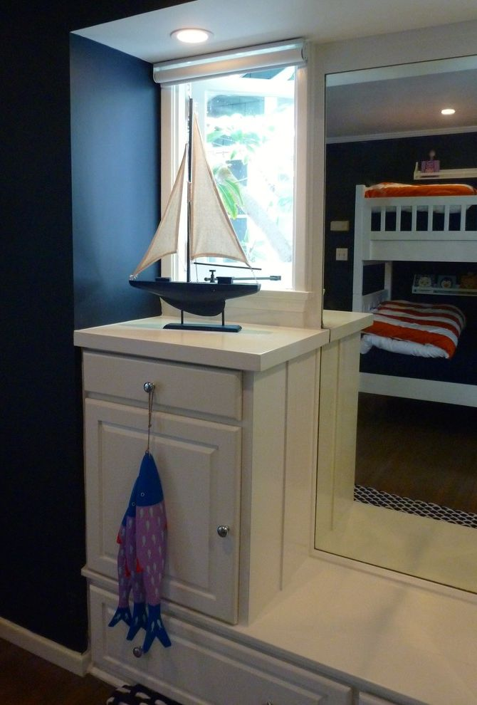 Wights Nursery With Beach Style Also Book Shelf Bunk Beds Nautical