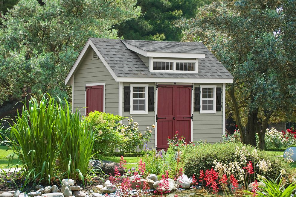 Window Tinting Lancaster Pa with Traditional Shed  and Boulders Flowers Gable Roof Garden Sheds Nj Garden Sheds Ny Garden Sheds Pa Grass Home Sheds Pa Lap Siding Plants Red Door Rocks Shed Dormer Sheds Nj Shingle Roof Shutters White Trim