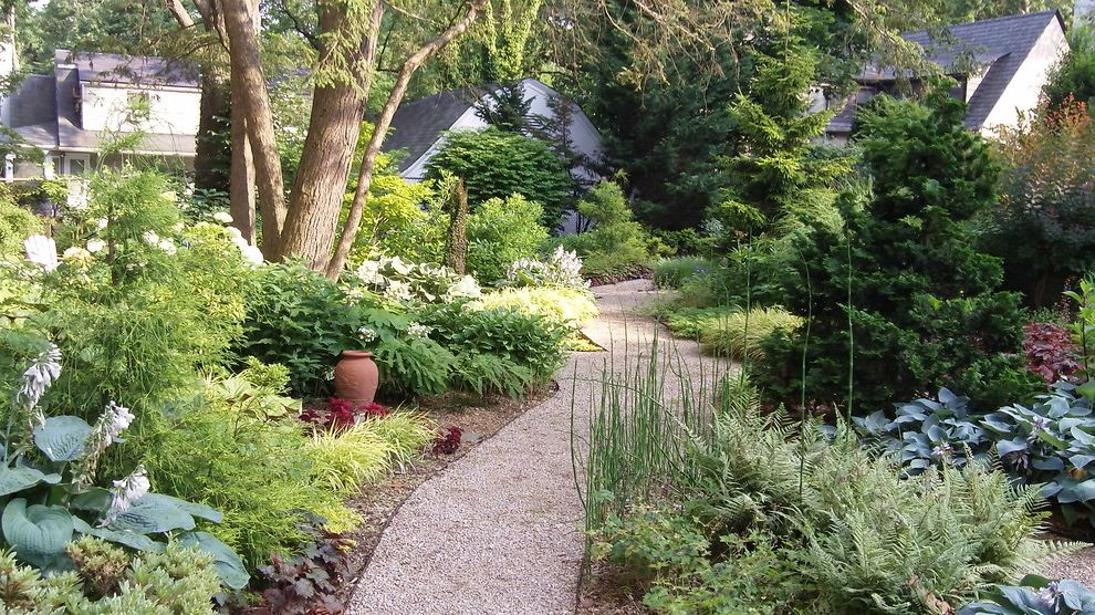 Woodland Park Lodges with Traditional Landscape Also Garden Gravel Path Mass Planting Park Path Walkway Woodland Garden
