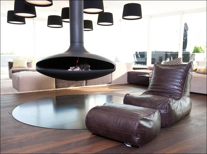 Youth Recliner   Contemporary Living Room Also Brown Leather Brown Leather Seat Brown Leather Sofa Set Distressed Leather Hanging Fireplace Leather Bean Bag Leather Chair Tom Dixon