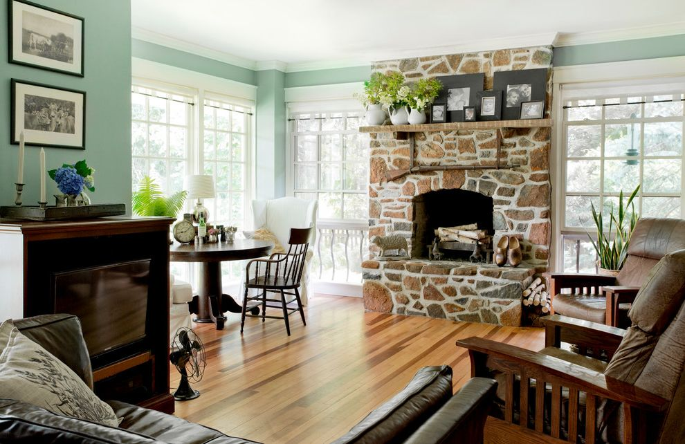 My Houzz: Classic East Coast Style In Maryland $style In $location