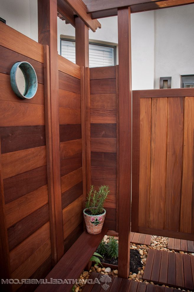 Advantagelumber Com   Tropical Patio  and Advantagelumber Atl Backyard Deck Squares Fl Florida Gorgeous Hardwood Ipe Ipe Decking Lakewood Ranch Outdoor Shower