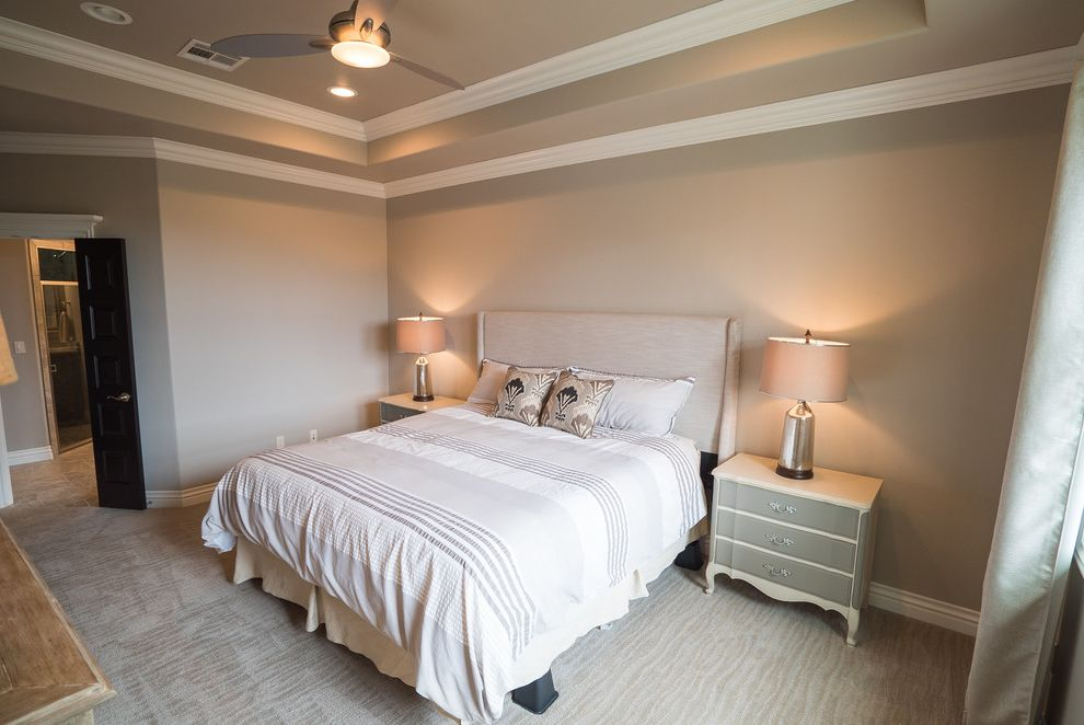 Allenstyle Homes with Transitional Bedroom Also Bedroom Lighting Ceiling Fan King Size Bed Master Bedroom