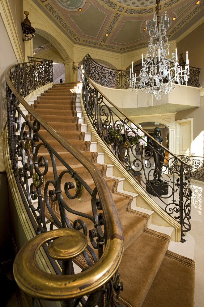 Grand Staircase $style In $location