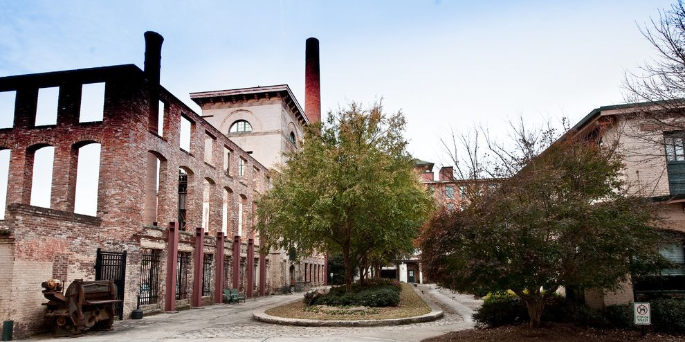 Cotton Mill Lofts with  Spaces Also