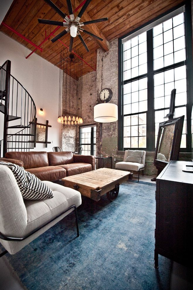 Cotton Mill Lofts with  Spaces  And