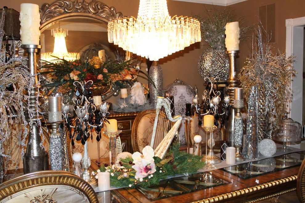 Enterprise Chantilly Va   Transitional Dining Room  and Interior Designer