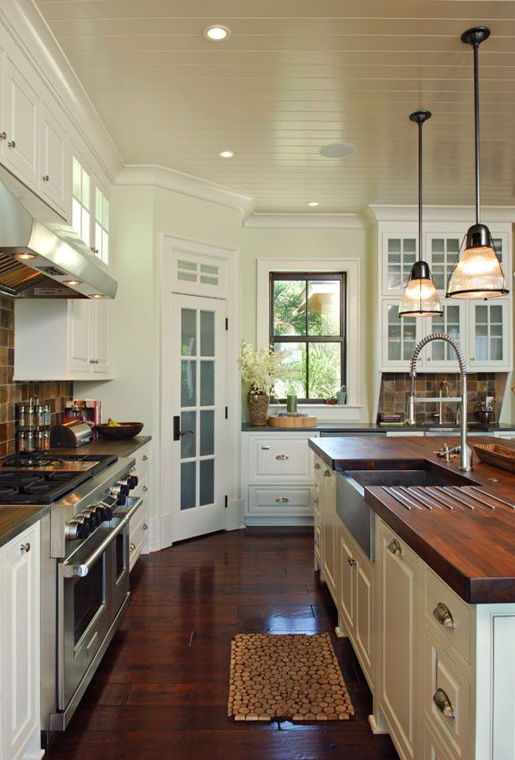 Haverhill Ma Building Department   Tropical Kitchen Also Corner Pantry Glass Door Pantry Raised Panel Wood Island Top