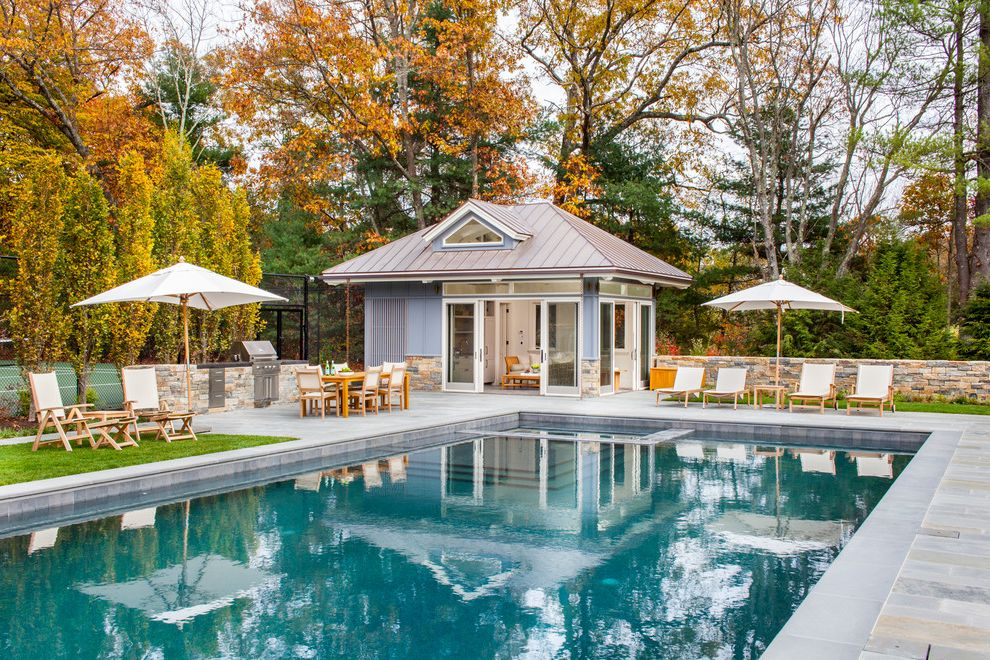 Concord Estate Pool House $style In $location