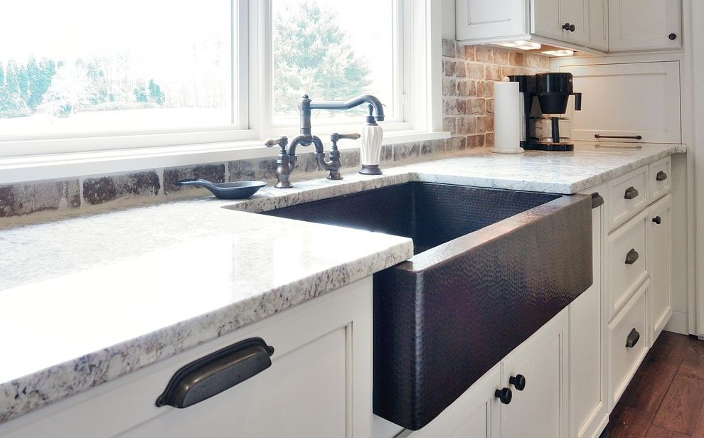 Mercer Contractor Resources with Traditional Kitchen Also Countertop Granite Kitchen