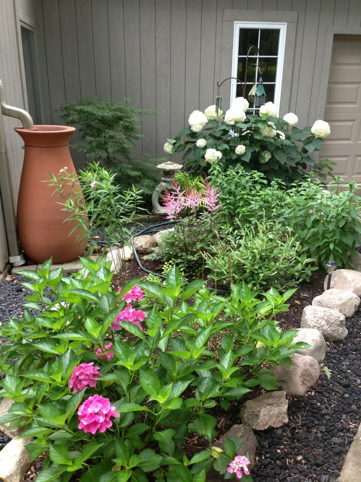 Michigan Landforms   Traditional Landscape  and Eco Friendly Landscaping Green Landscaping Natural Rain Barrel Rain Garden Rainwater Collection Water Waterwise